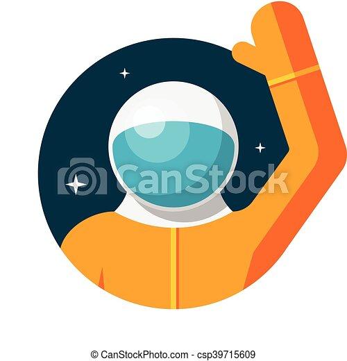 Astronaut - csp39715609