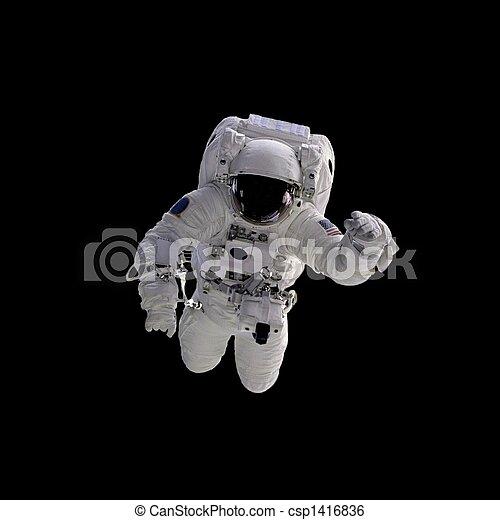 Astronauta - csp1416836