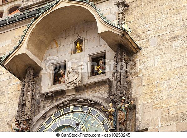 Astronomical clock - csp10250245