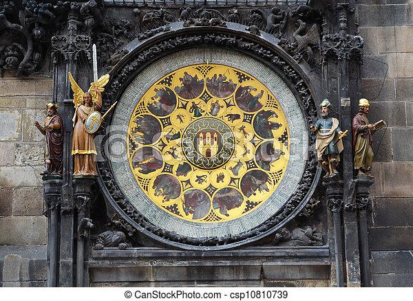 Astronomical Clock - csp10810739