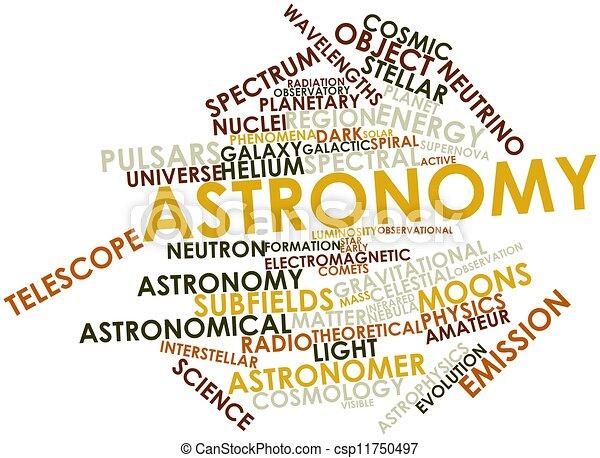 Astronomy - csp11750497