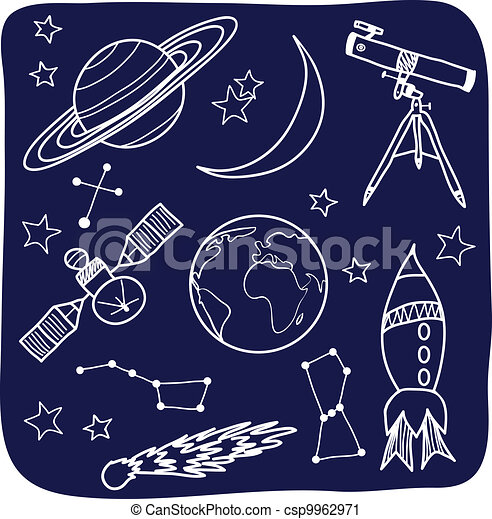 astronomy | Tumblr  |Astronomy Line Drawing