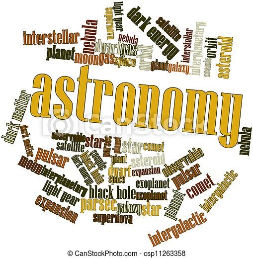 Astronomy - csp11263358