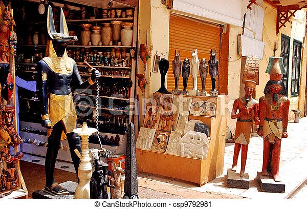 Aswan Market - csp9792981