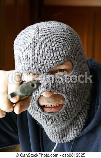 At gunpoint - csp0813325