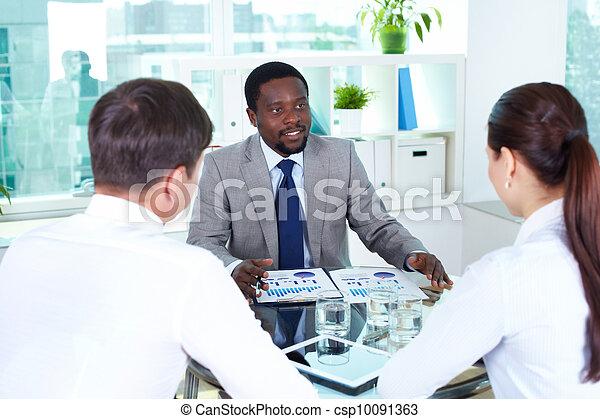 At meeting - csp10091363