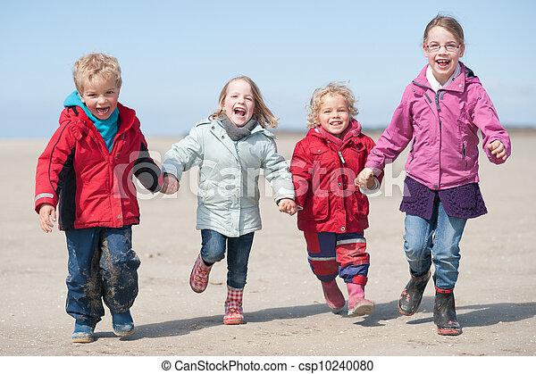 At the beach - csp10240080