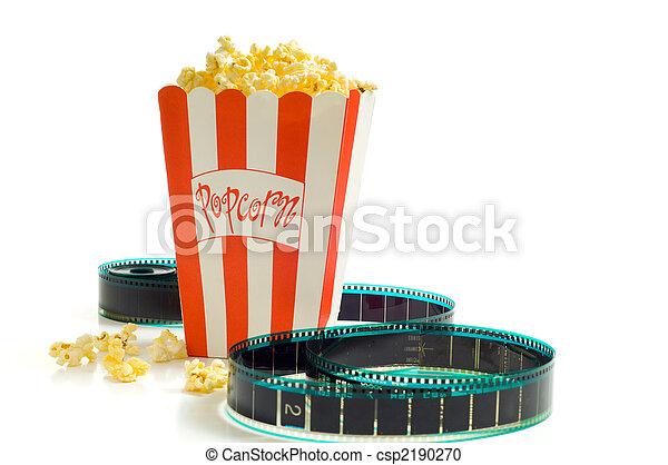 At the Movies - csp2190270