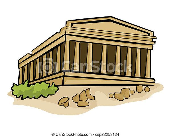 Athens Greece - csp22253124