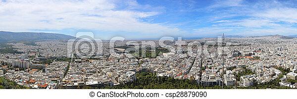 Athens Greece - csp28879090