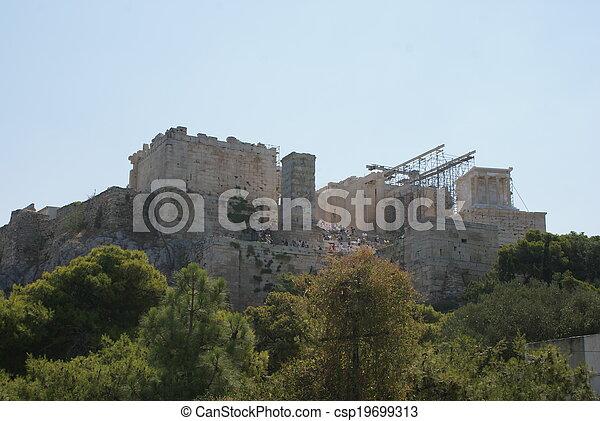 Athens - csp19699313