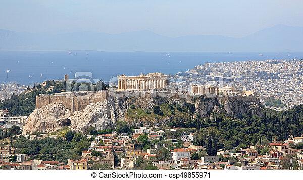 Athens - csp49855971