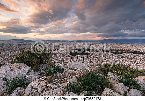 Athens. - csp70882473