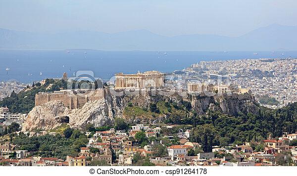 Athens - csp91264178