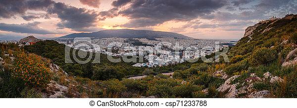 Athens. - csp71233788