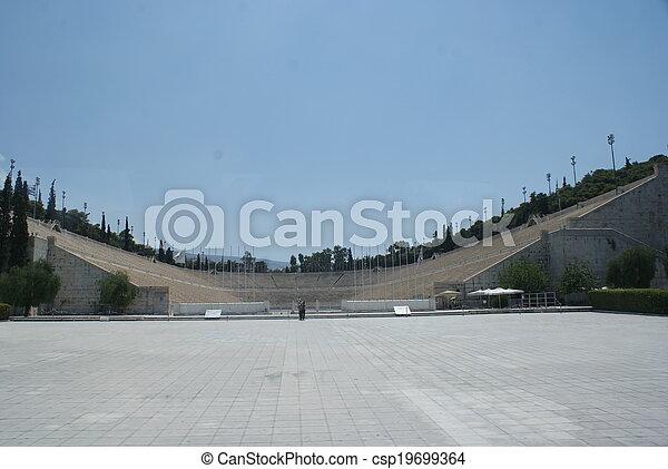 Athens - csp19699364