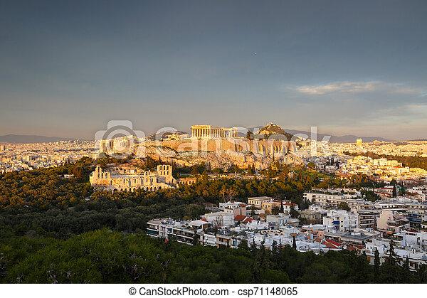 Athens. - csp71148065
