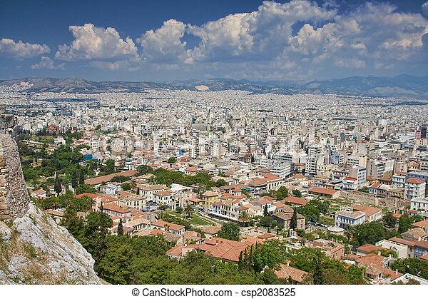 Athens - csp2083525