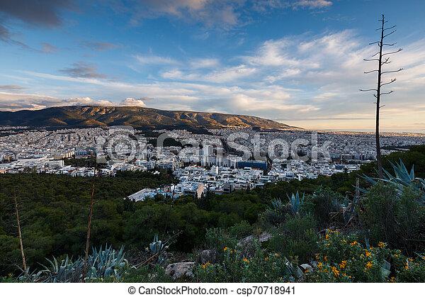 Athens. - csp70718941