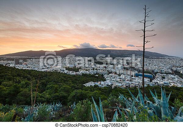 Athens. - csp70882420
