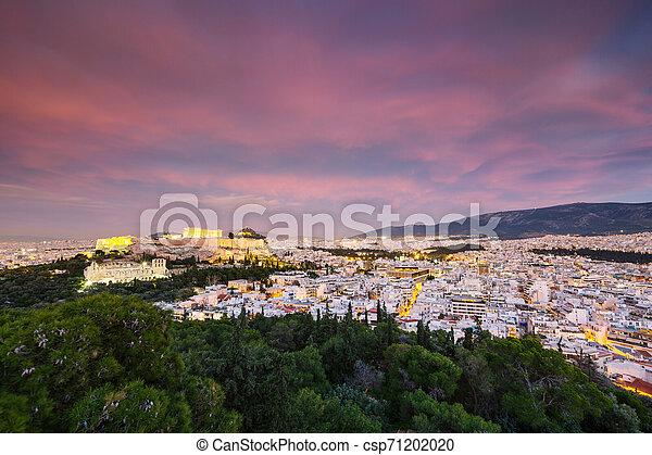 Athens. - csp71202020