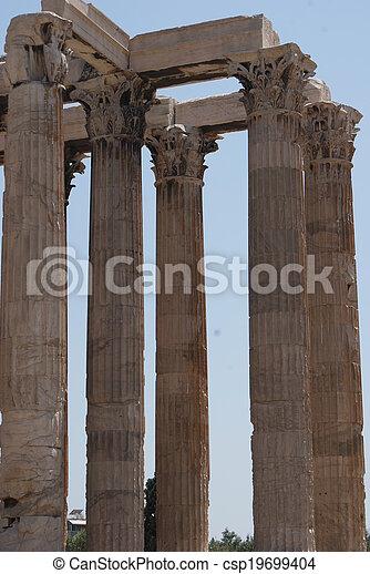 Athens - csp19699404