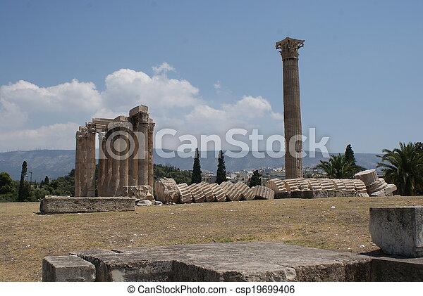 Athens - csp19699406