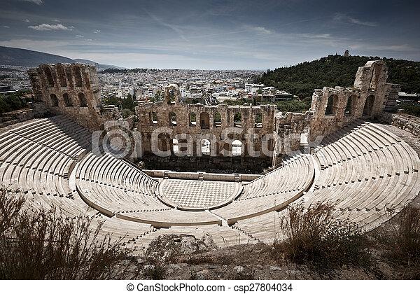 Athens. - csp27804034