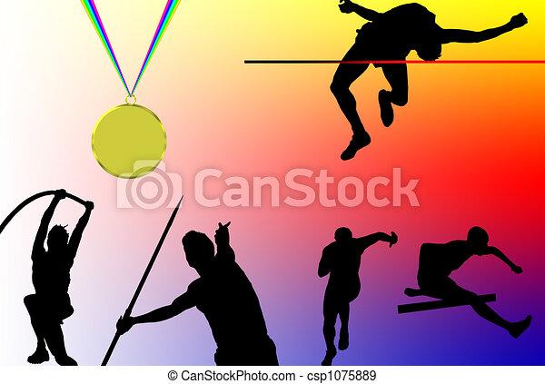 Athletics - csp1075889