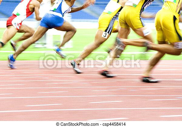 Athletics - csp4458414