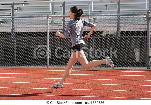 Atleta - csp1562786