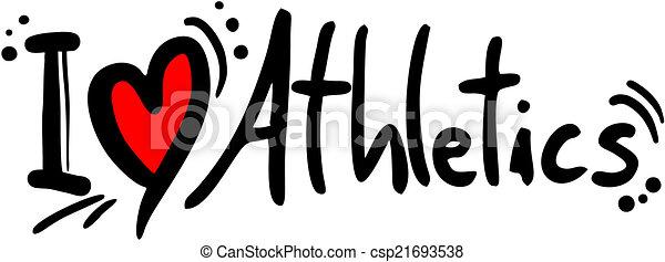 atletyka, miłość - csp21693538
