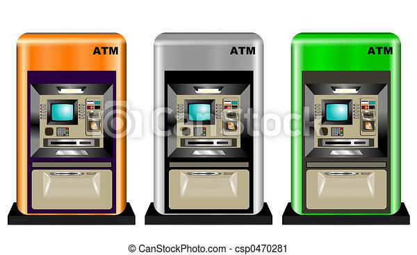 ATM ILLUSTRATION - csp0470281