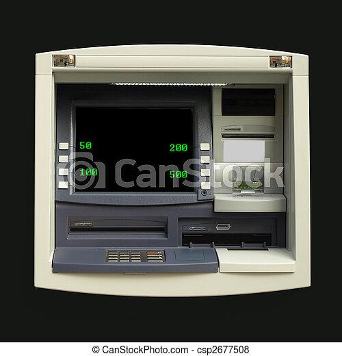 ATM - csp2677508