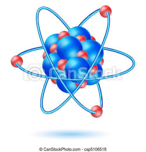 atom molecule - csp5106518