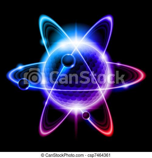 Atom - csp7464361
