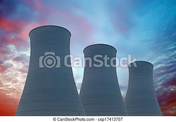 atomenergie - csp17413707