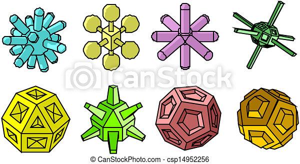 atomic icons - csp14952256