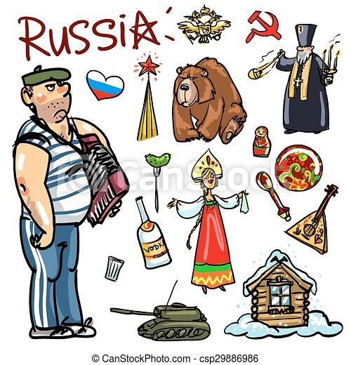 Atrakce Cestovani Rusko Dat Atrakce Rukopis Nahy