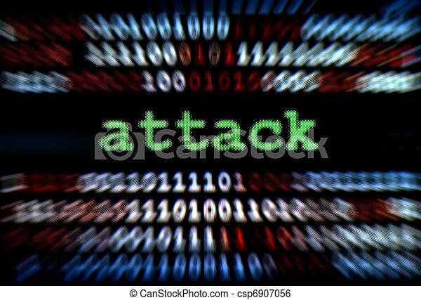 attaque - csp6907056