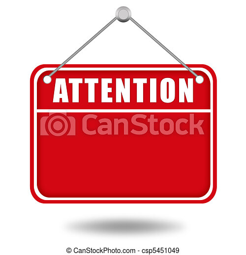 Attention Illustrations And Clip Art 144 176 Attention Royalty Free Illustrations And Drawings Available To Search From Thousands Of Stock Vector Eps Clipart Graphic Designers