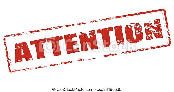 Attention - csp33490566