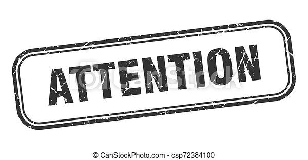 attention - csp72384100