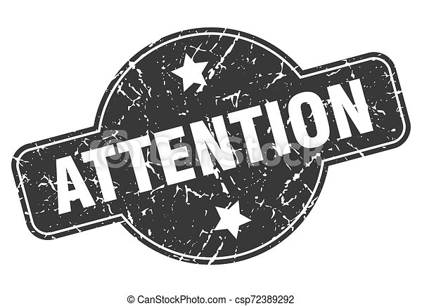 attention - csp72389292