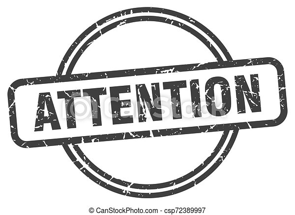 attention - csp72389997