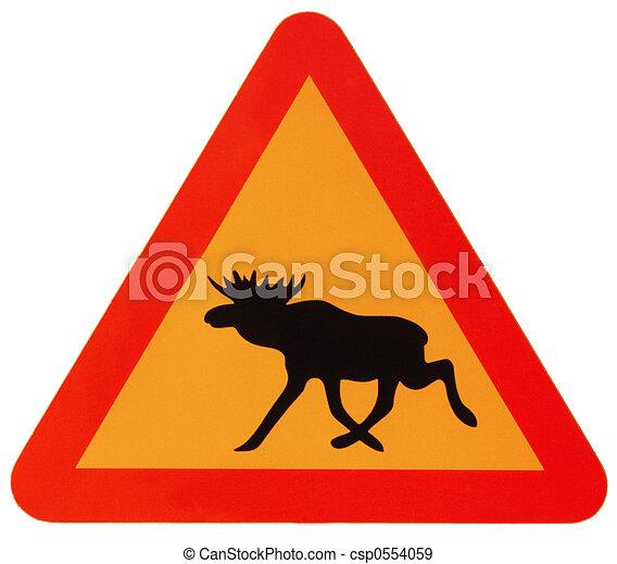 attention elk - csp0554059