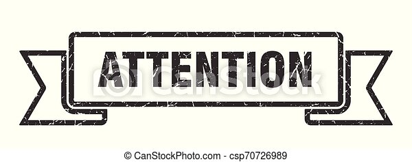 attention - csp70726989