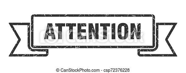 attention - csp72376228