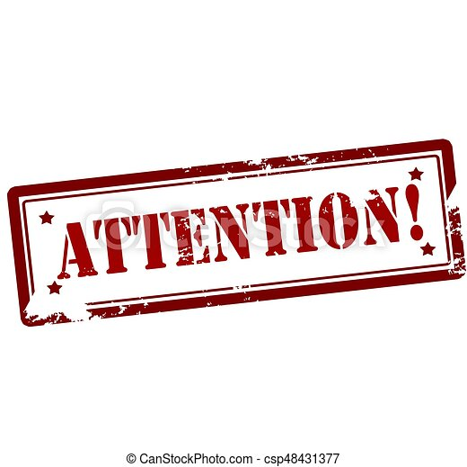 Attention - csp48431377