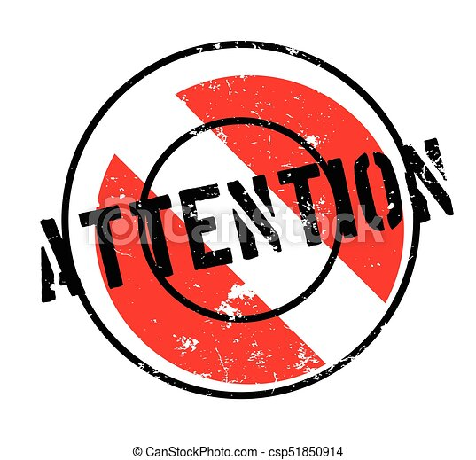 attention rubber stamp grunge design with dust scratches vector rh canstockphoto com clipart attention danger attention clipart gif